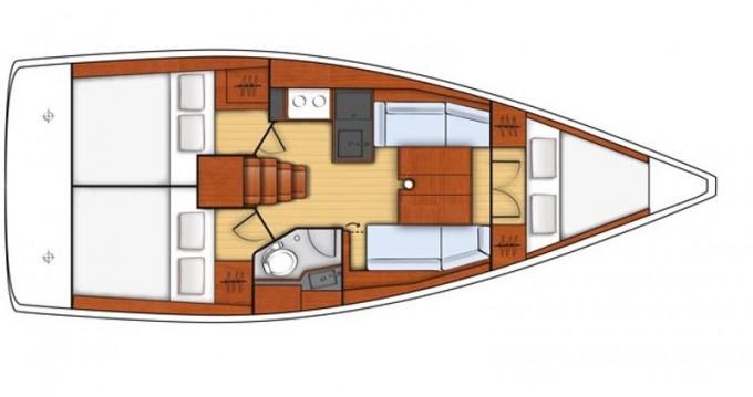 Yacht-Charter in Trapani - Bénéteau Oceanis 35.1 auf SamBoat