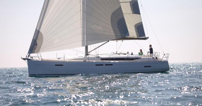 Segelboot mit oder ohne Skipper Jeanneau mieten in Trapani