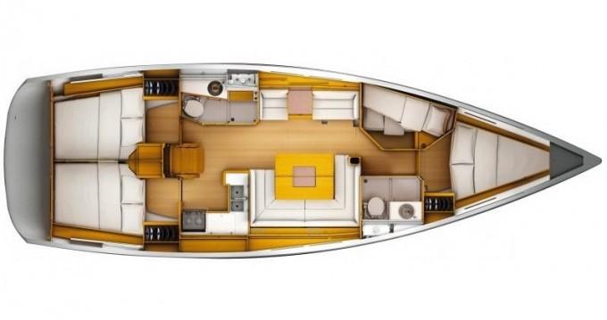 Bootsverleih Jeanneau Sun Odyssey 449 Trapani Samboat
