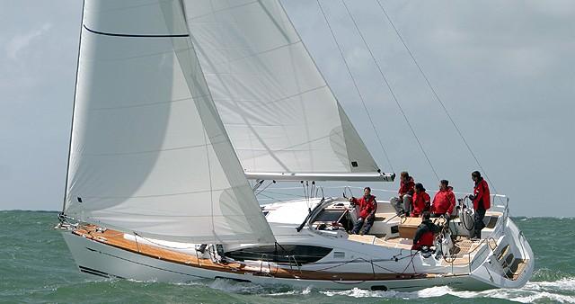 Bootsverleih Jeanneau Sun Odyssey 45 Nettuno Samboat
