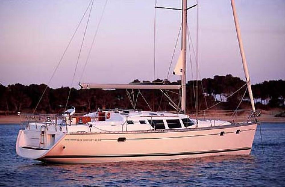 Segelboot mieten in Alcúdia - Jeanneau Sun Odyssey 43DS