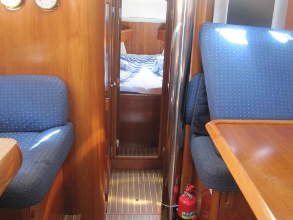 Bootsverleih Alcúdia günstig Sun Odyssey 43DS