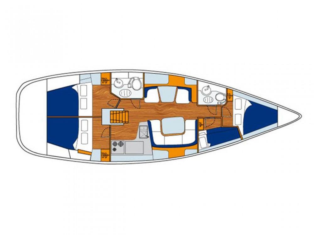 Segelboot mit oder ohne Skipper Jeanneau mieten in Alcúdia