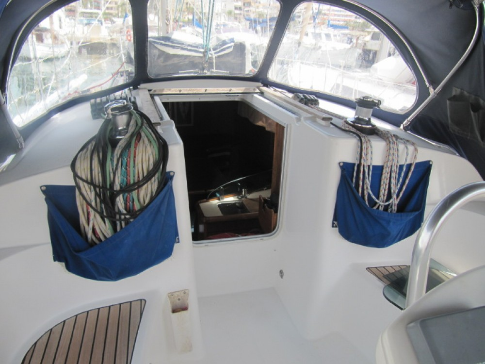 Bootsverleih Jeanneau Sun Odyssey 35 Alcúdia Samboat