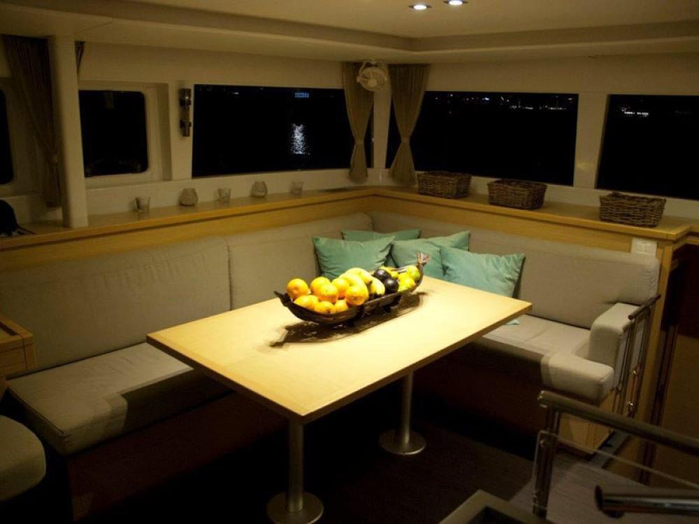 Bootsverleih Sant Antoni de Portmany günstig Lagoon 450  Flybridge