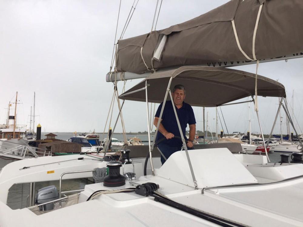 Katamaran mit oder ohne Skipper Lagoon mieten in Sant Antoni de Portmany