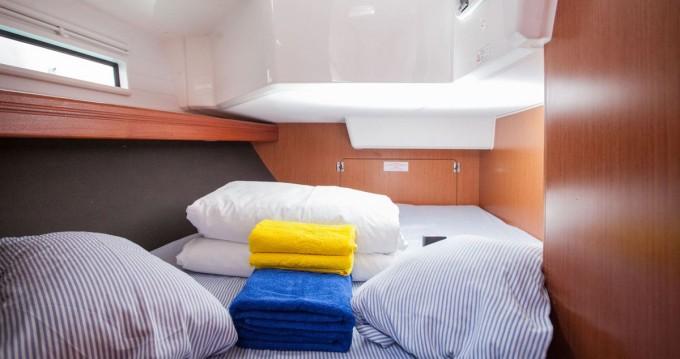 Bavaria Cruiser 37 zwischen Privatpersonen und professionellem Anbieter Trogir
