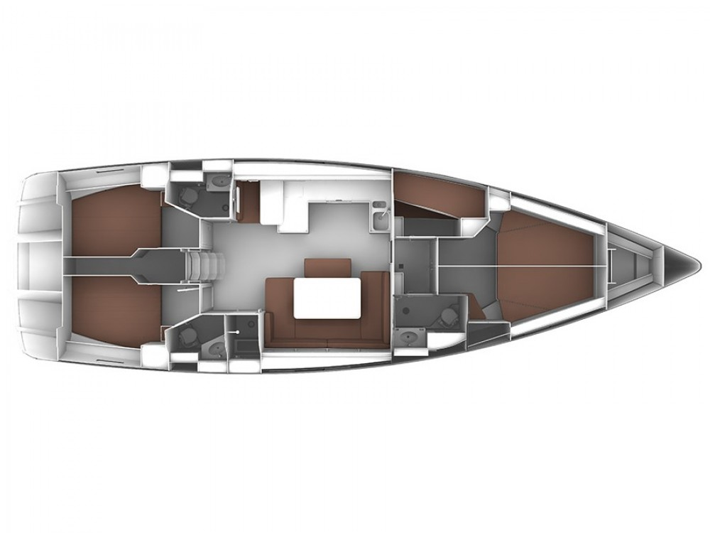 Segelboot mieten in Trau - Bavaria Bavaria Cruiser 51