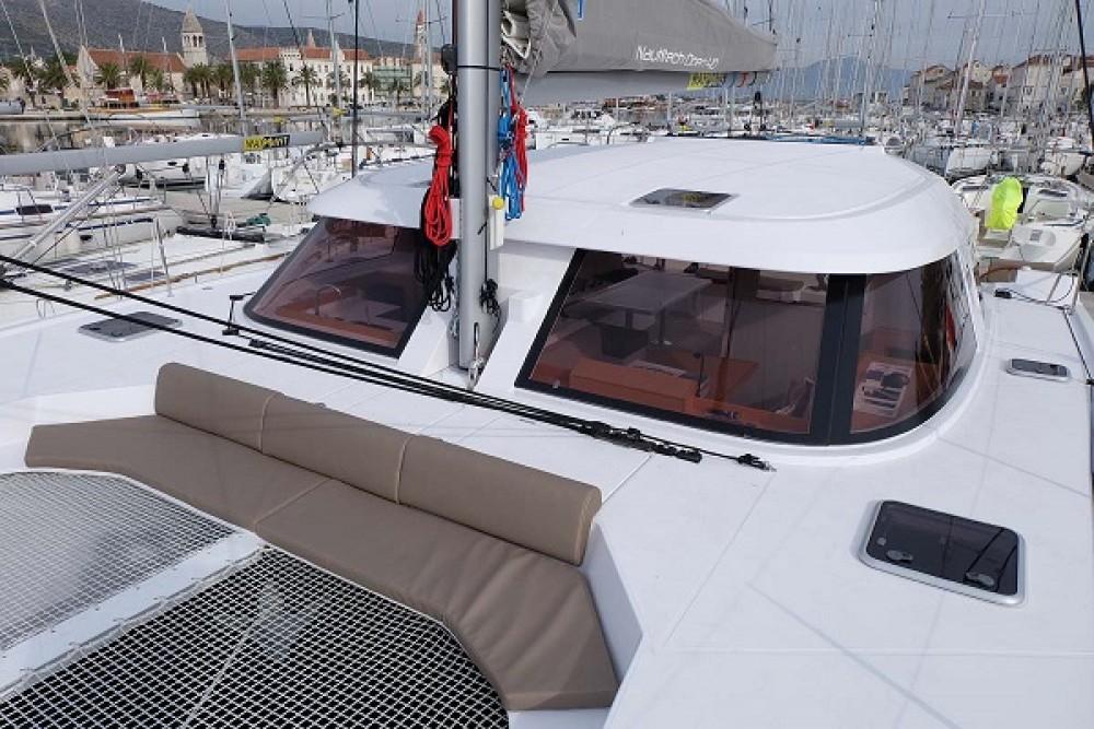 Yacht-Charter in Trogir - Nautitech Nautitech Open 40 auf SamBoat