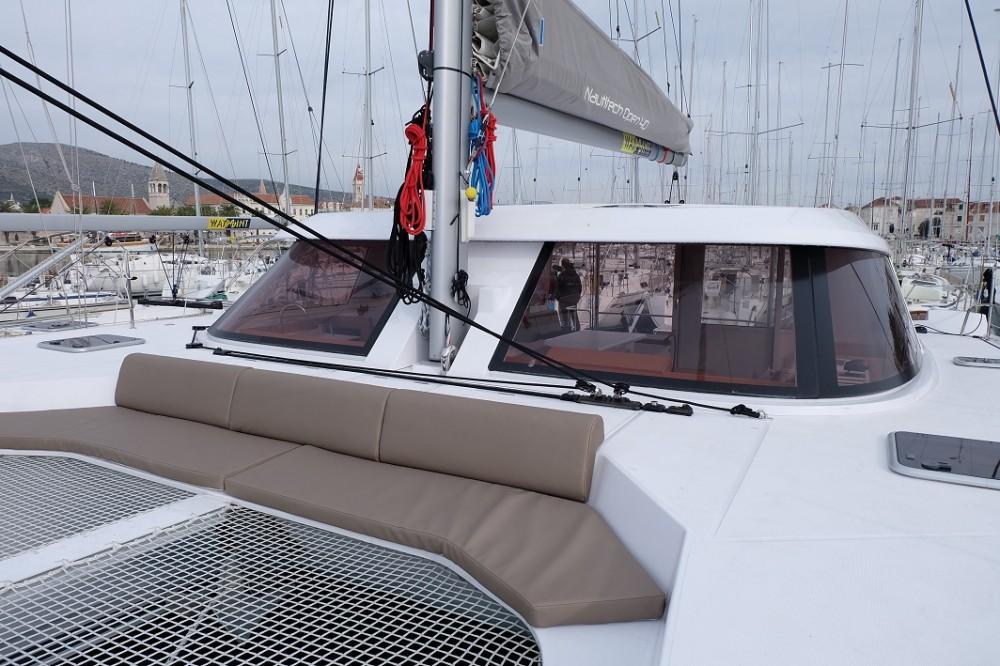 Katamaran mit oder ohne Skipper Nautitech mieten in Trogir