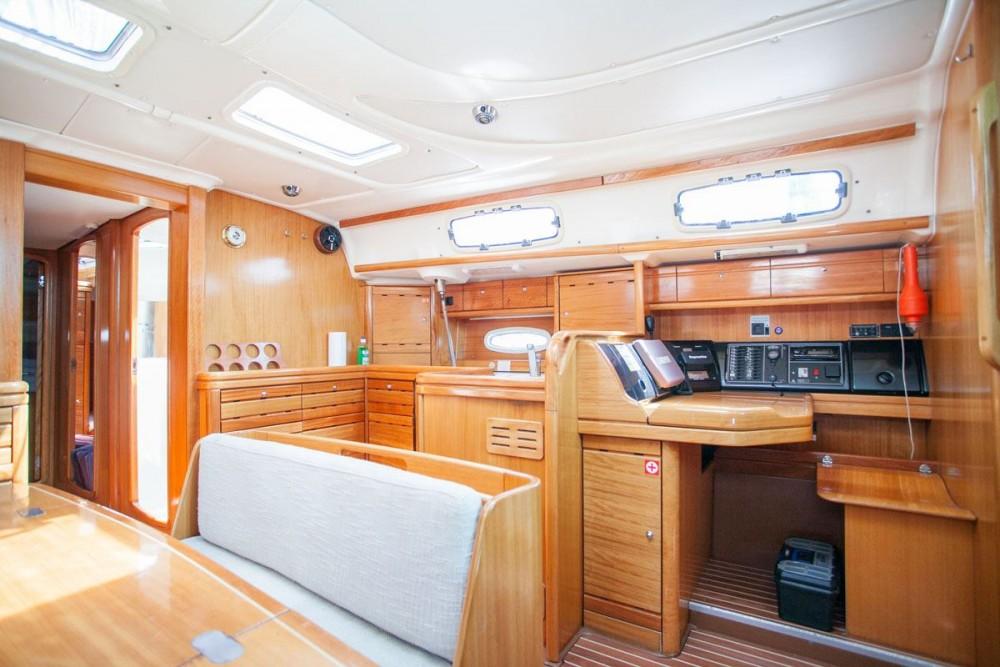 Bavaria Bavaria 50 Cruiser zwischen Privatpersonen und professionellem Anbieter ACI Marina Trogir
