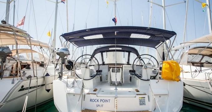 Bootsverleih Trogir günstig Sun Odyssey 509