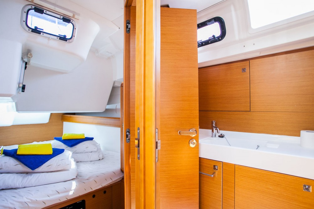 Jeanneau Sun Odyssey 509 zwischen Privatpersonen und professionellem Anbieter Trau