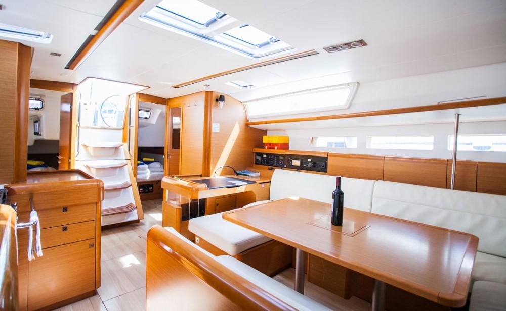 Bootsverleih Jeanneau Sun Odyssey 509 Trogir Samboat