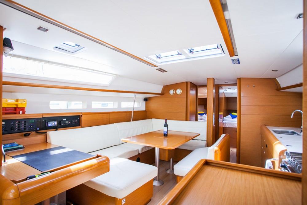Segelboot mieten in Trogir - Jeanneau Sun Odyssey 509