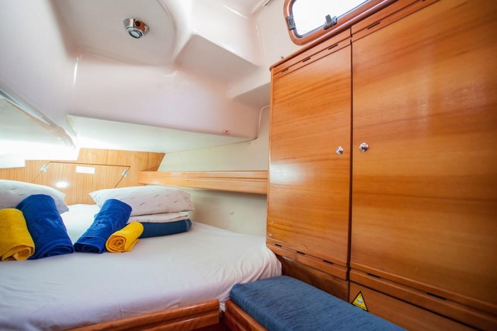 Bavaria Bavaria 37 Cruiser zwischen Privatpersonen und professionellem Anbieter