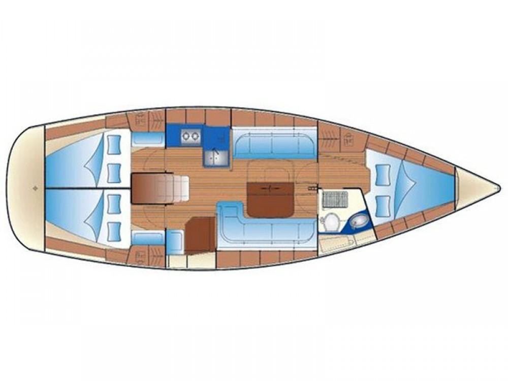 Segelboot mieten in  - Bavaria Bavaria 37 Cruiser