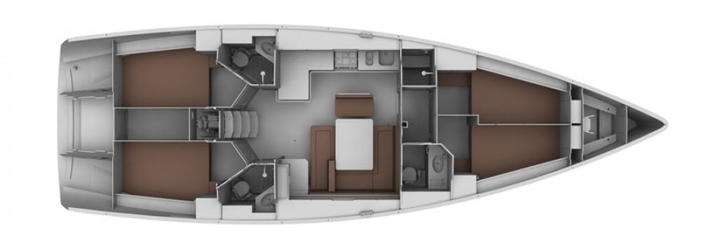 Segelboot mit oder ohne Skipper Bavaria mieten in Trau