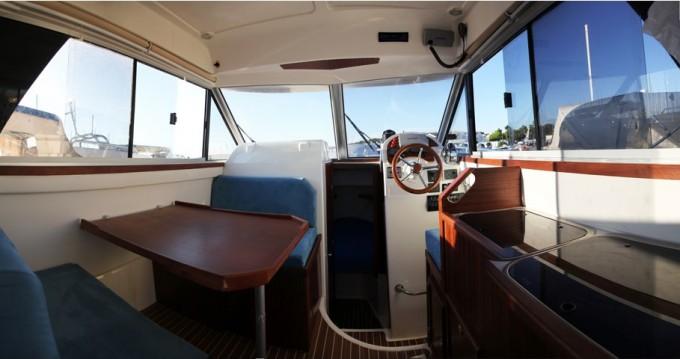Vermietung Motorboot Sas Vektor mit Führerschein