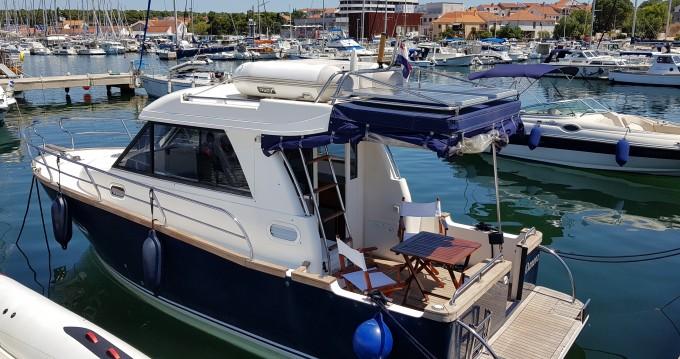 Motorboot mieten in Biograd - Sas Vektor Adria Event 850