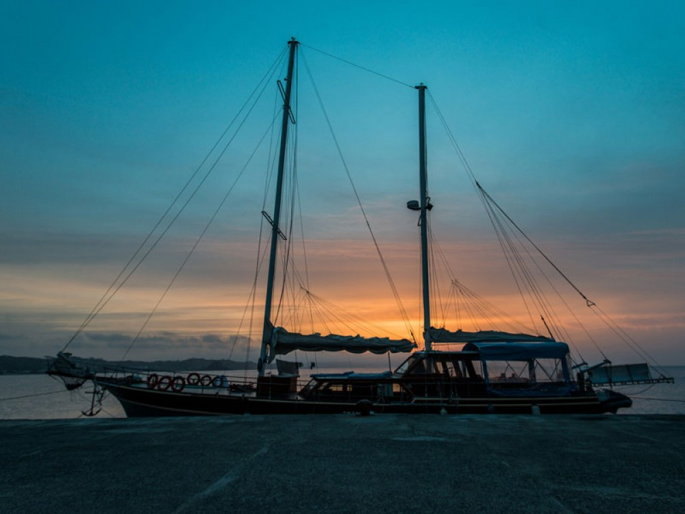 Segelboot mieten in Marina Gouvia -  Gulet