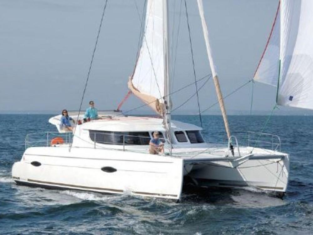 Katamaran mit oder ohne Skipper Fountaine Pajot mieten in Paraty