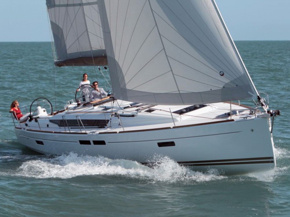 Segelboot mit oder ohne Skipper Jeanneau mieten in Paraty