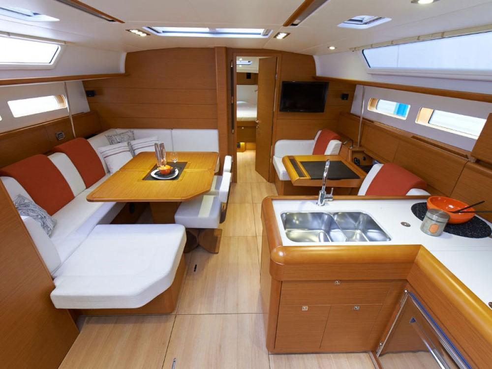 Yacht-Charter in Paraty - Jeanneau Sun Odyssey 469 auf SamBoat