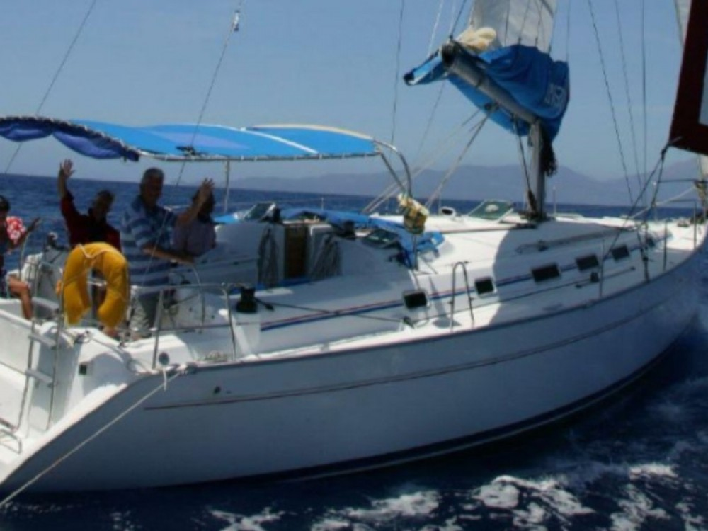 Yacht-Charter in Volos - Bénéteau Cyclades 434 auf SamBoat
