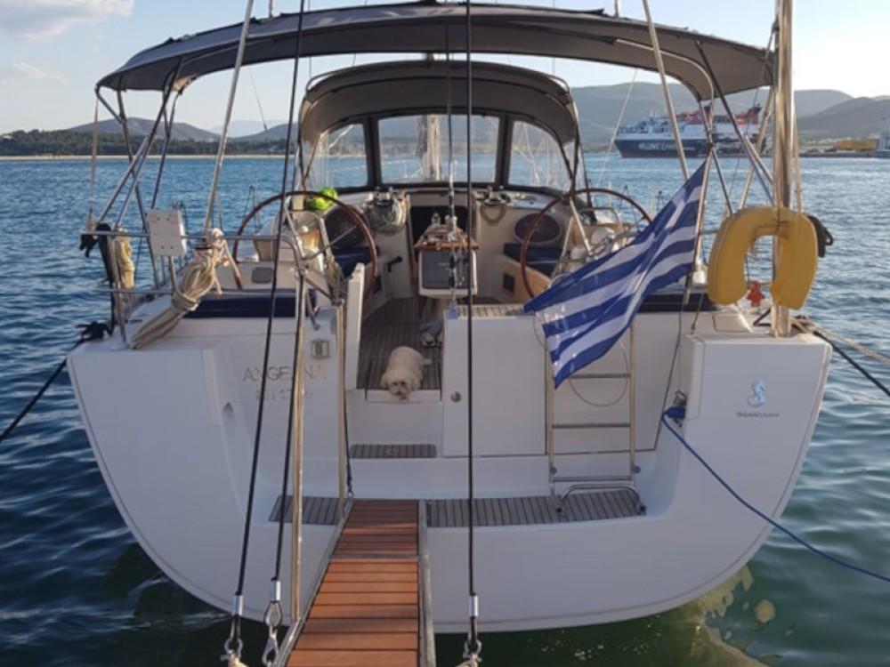 Yacht-Charter in Volos - Bénéteau Oceanis 54 auf SamBoat