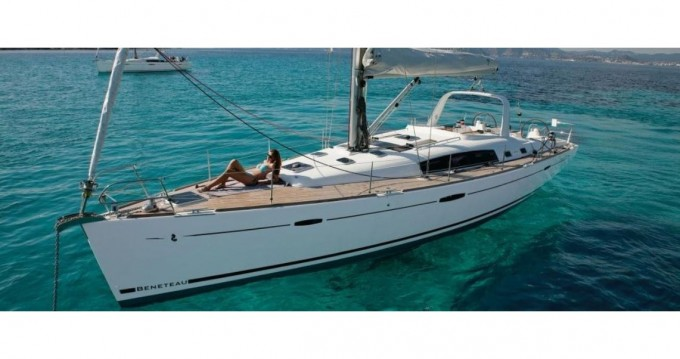Segelboot mieten in Gouviá - Bénéteau Oceanis 50 Family