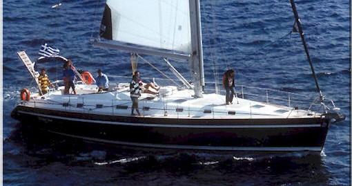 Ein Ocean Ocean Star 56.1 - 5 cabins mieten in Athen