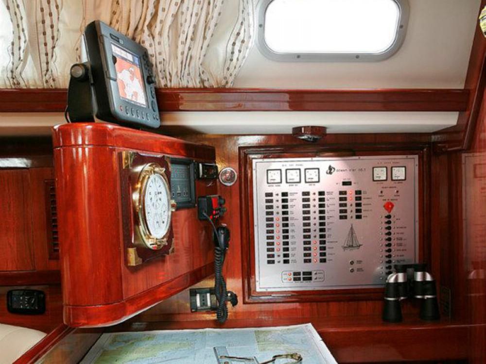 Segelboot mieten in  - Ocean Ocean Star 56.1 - 5 cabins