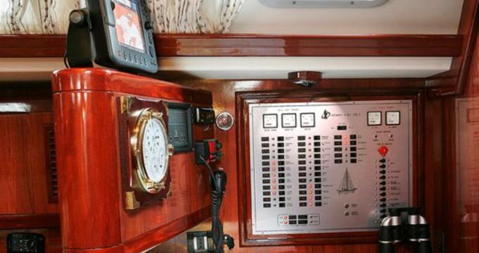 Segelboot mit oder ohne Skipper Ocean mieten in Athen