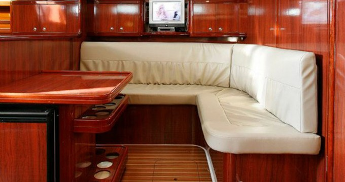 Bootsverleih Ocean Ocean Star 56.1 - 5 cabins Athen Samboat