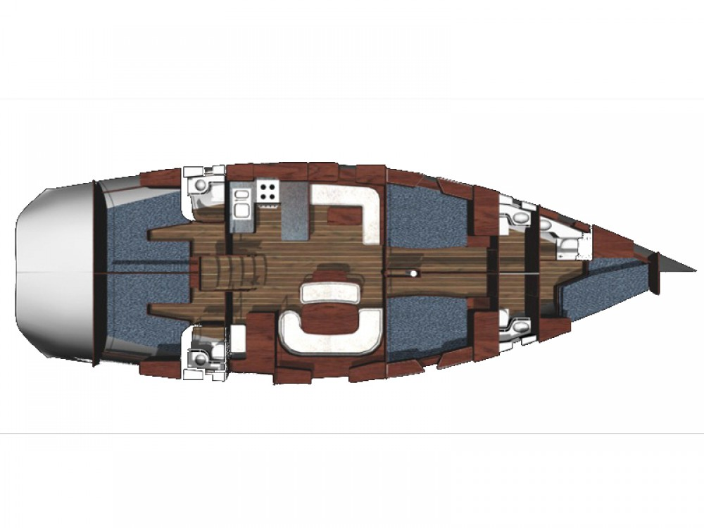 Bootsverleih  günstig Ocean Star 56.1 - 5 cabins