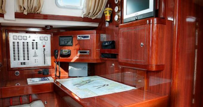 Ocean Ocean Star 56.1- 6 cabins zwischen Privatpersonen und professionellem Anbieter Athen