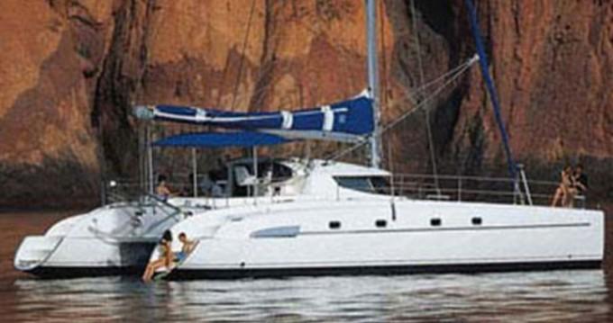 Bootsverleih Fountaine Pajot Bahia 46 Athen Samboat