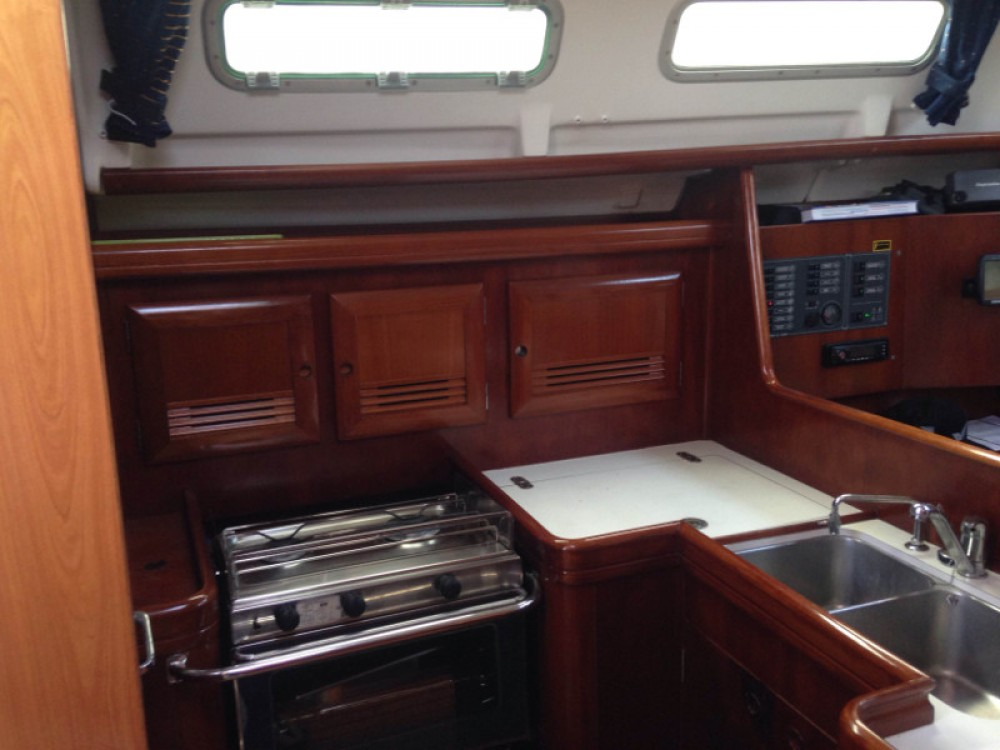 Segelboot mieten in Álimos - Bénéteau Oceanis 373 Clipper