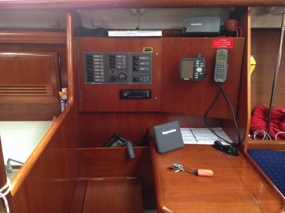Yacht-Charter in Álimos - Bénéteau Oceanis 373 Clipper auf SamBoat