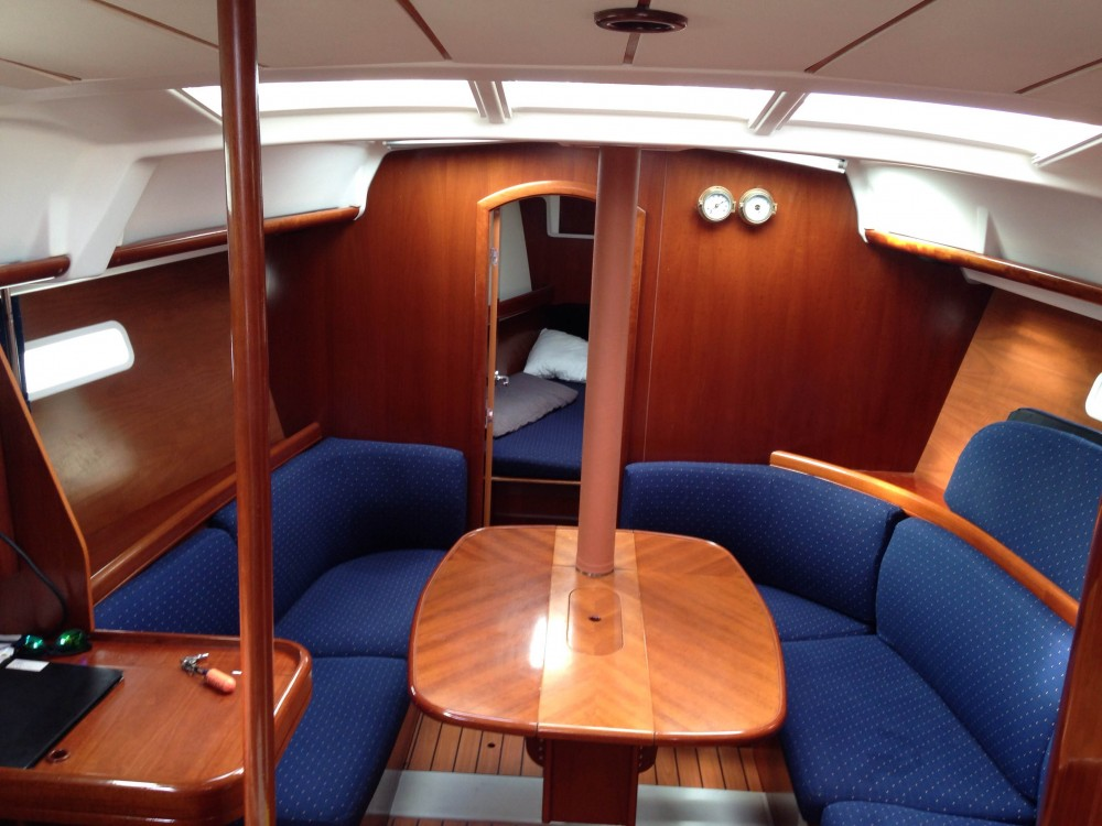 Bootsverleih Bénéteau Oceanis 373 Clipper Álimos Samboat