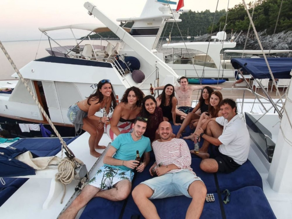 Yacht-Charter in Bodrum -  Gulet auf SamBoat