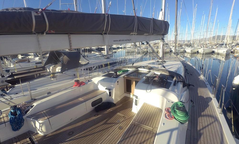 Yacht-Charter in Marina Kaštela - More More 55 auf SamBoat