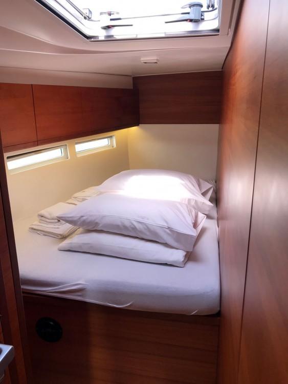 Vermietung Segelboot More mit Führerschein