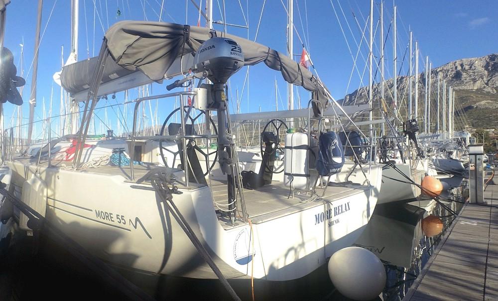 Segelboot mit oder ohne Skipper More mieten in Marina Kaštela