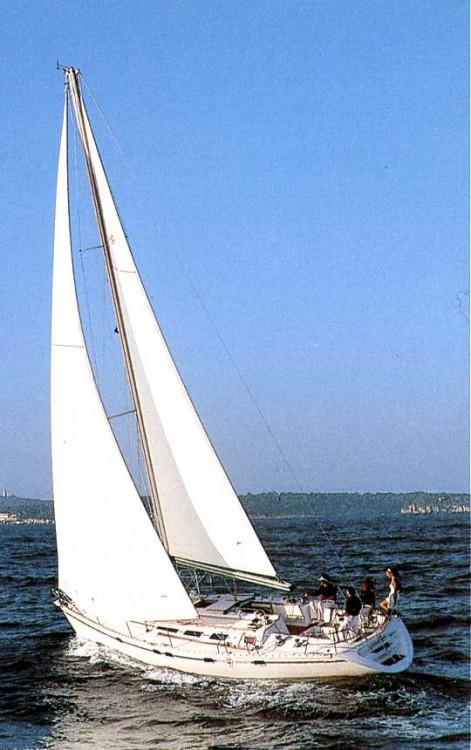 Jeanneau Sun Odyssey 449 owner version  zwischen Privatpersonen und professionellem Anbieter