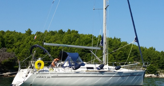 Segelboot mit oder ohne Skipper Elan mieten in Zadar