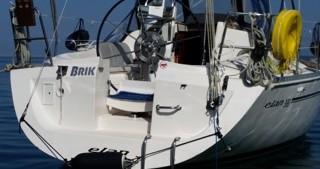 Elan Elan 333 zwischen Privatpersonen und professionellem Anbieter Zadar