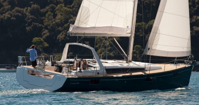 Yacht-Charter in Kaštel Gomilica - Bénéteau Oceanis 48 auf SamBoat
