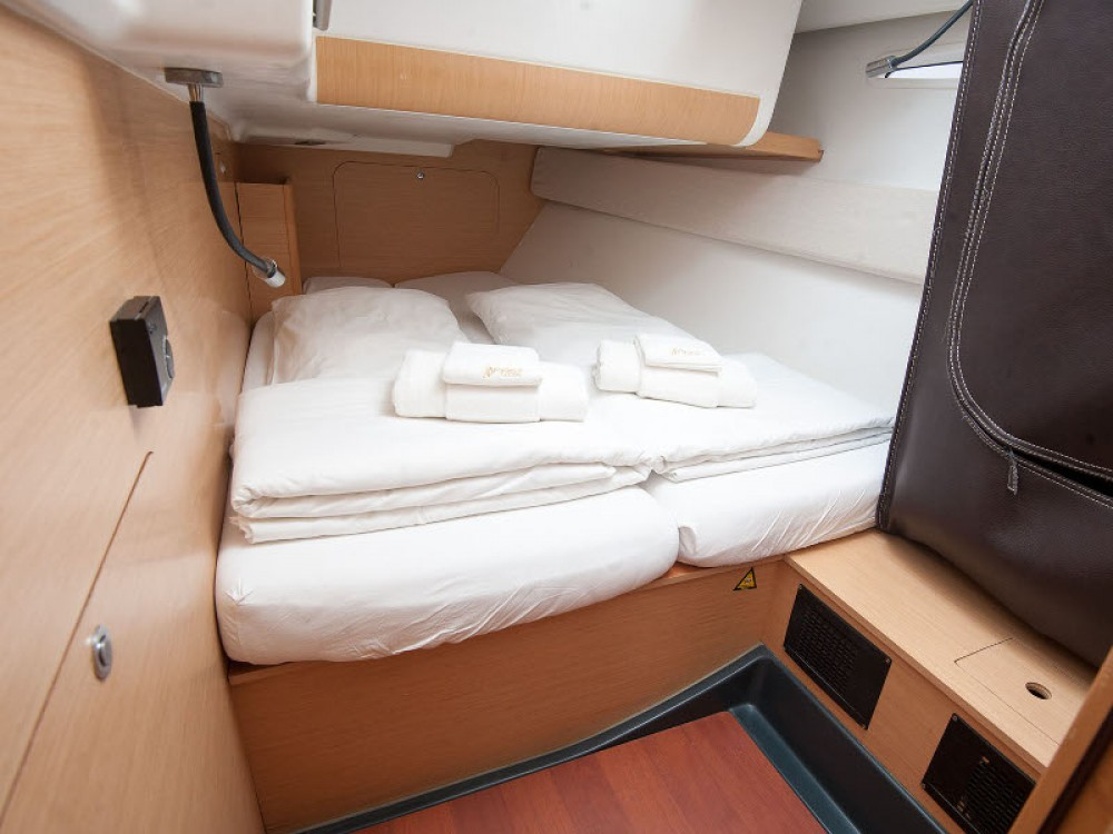 Segelboot mieten in Kaštel Gomilica - Bénéteau Beneteau First 45